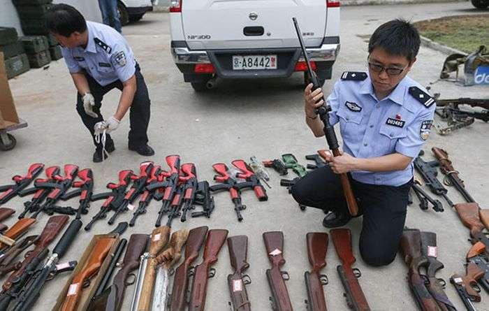 Злочини, карающиеся розстрілом у Китаї (6 фото + текст)