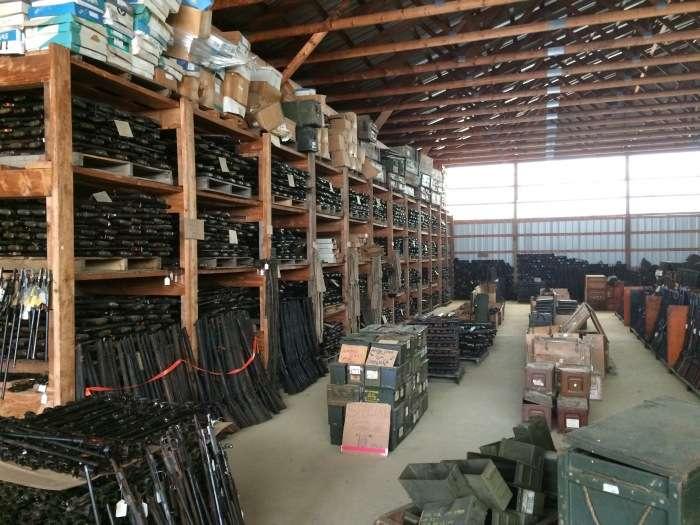 Старий склад зброї в Спрінгфілді (21 фото)