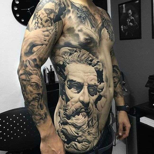 Чудове мистецтво татуювання (25 фото)