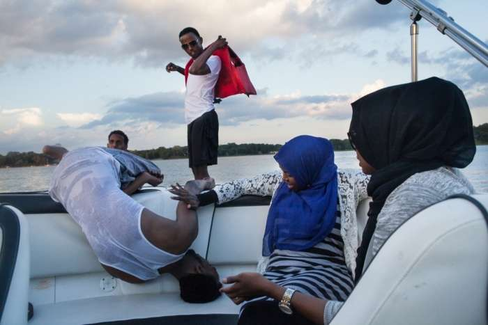 Життя сомалійців в американському Міннеаполісі (17 фото)