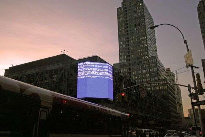 «Синій екран смерті» в самих незвичайних місцях (22 фото)