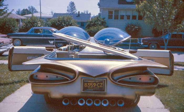 Chevrolet Ultimus - концепт, який випередив свій час (9 фото)