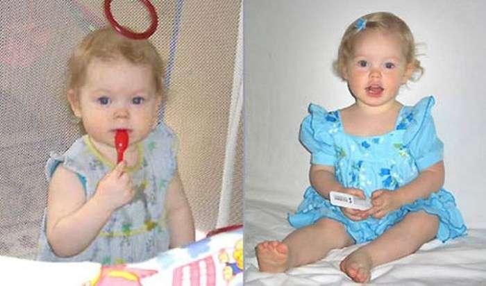 Контрастні фото дітей у дитбудинку і в прийомній сімї (30 фото)