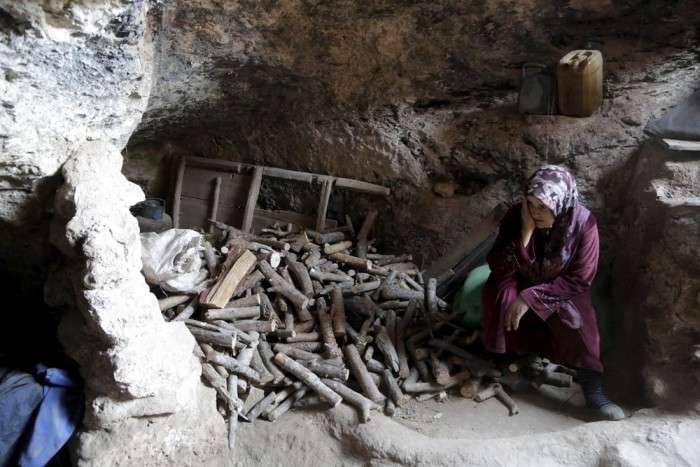 Діти підземелля в Сирії (19 фото)