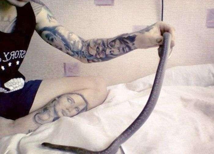 21-річний заводчик отруйних змій з Тольятті помер від укусу королівської кобри (5 фото)