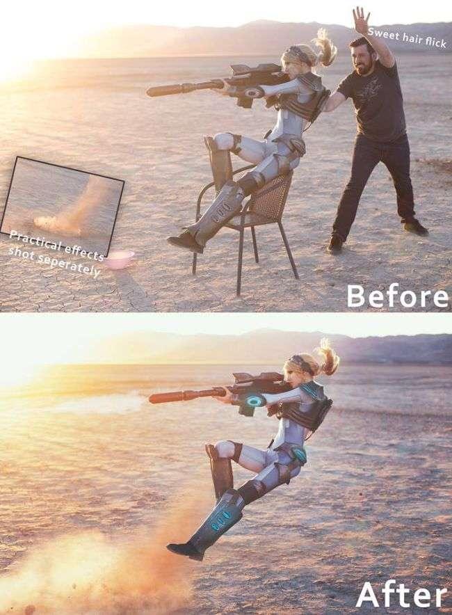 Як створюється косплей-фото (2 фото)