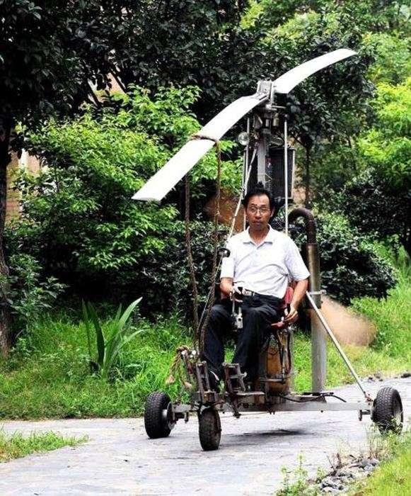 Неймовірні винаходи китайських умільців (21 фото)