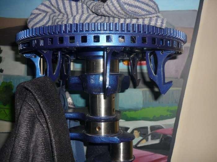 Унікальні предмети інтерєру, виготовлені на казахській авторазборк (8 фото)