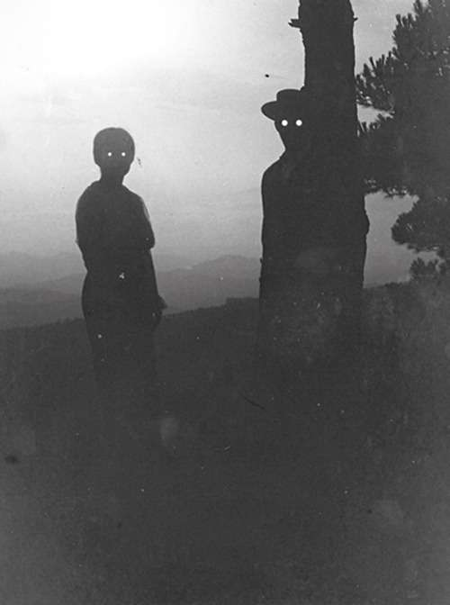 Підбірка страшних фотографій (35 фото)