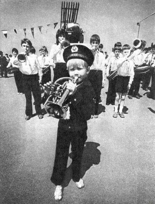 Діти 80-х на старих фото (30 фото)