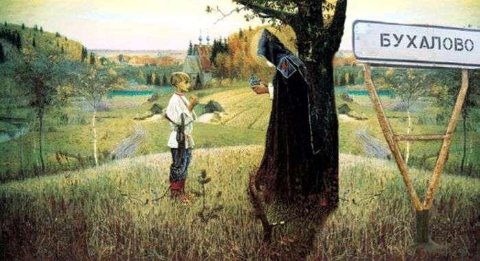 Як зміняться відомі картини, якщо їх небагато доповнити (26 малюнків)