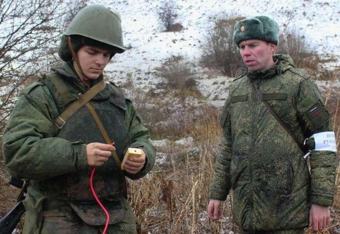 Випускні іспити курсантів інженерних військ (18 фото)
