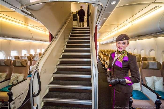 У Дубаї показали найрозкішніші літаки, що літають регулярними рейсами (39 фото)