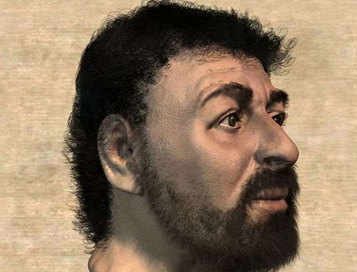 Судово-медичні експерти відновили справжню зовнішність Ісуса Христа (4 фото)
