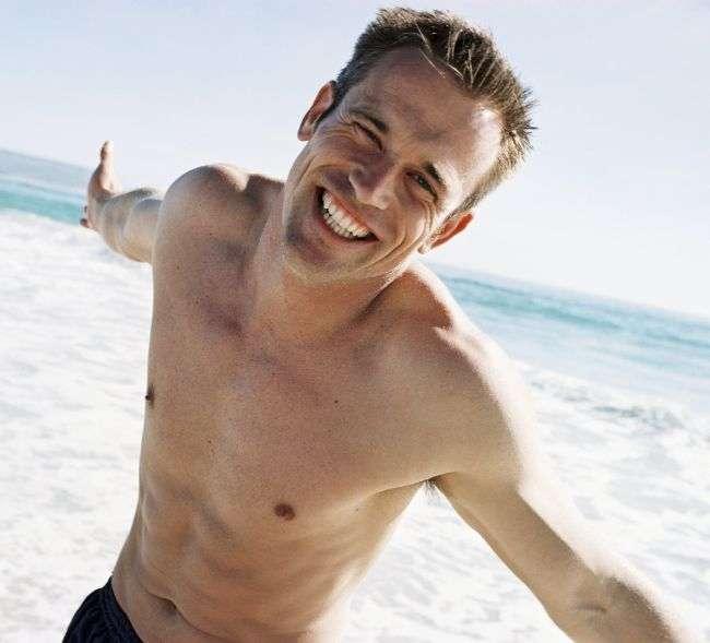 Цікаві факти про чоловічому тілі (5 фото + текст)