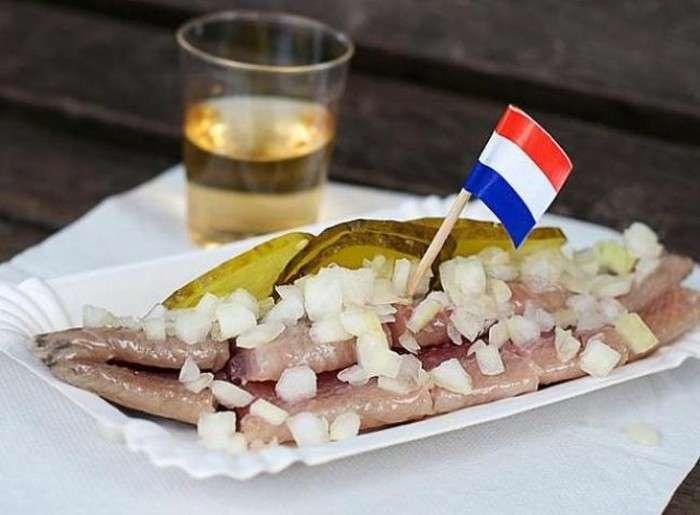 Національна вулична їжа 28 європейських країн (28 фото)