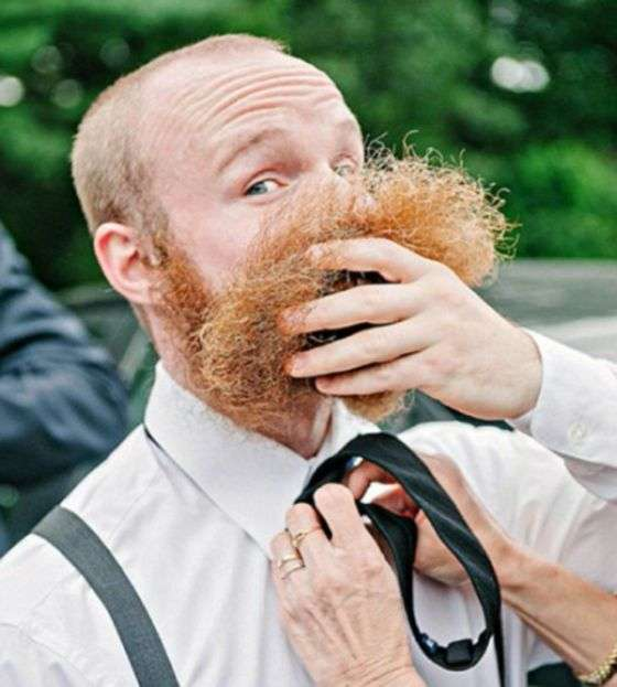 «Зіпсовані», але прикольні весільні фото (20 фото)