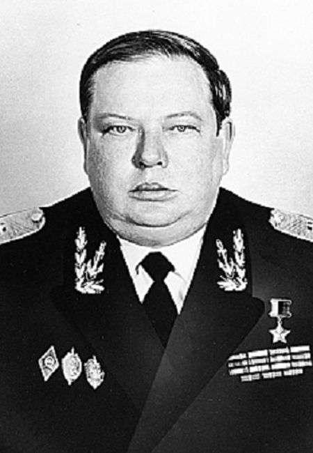 Герман Угрюмов - адмірал за голову якого, бойовики обіцяли 16 млн рублів (3 фото)