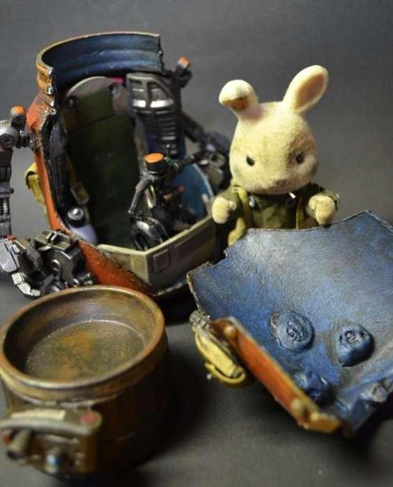 Чудова виріб з підручних предметів (14 фото)