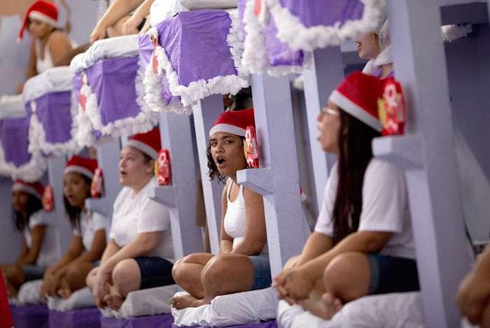 Укладені бразильської жіночої вязниці Nelson Hungria готуються до Різдва (13 фото)