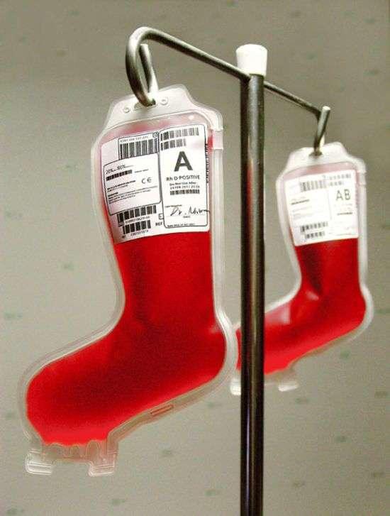 Оригінальні різдвяні і новорічні прикраси від лікарів (20 фото)