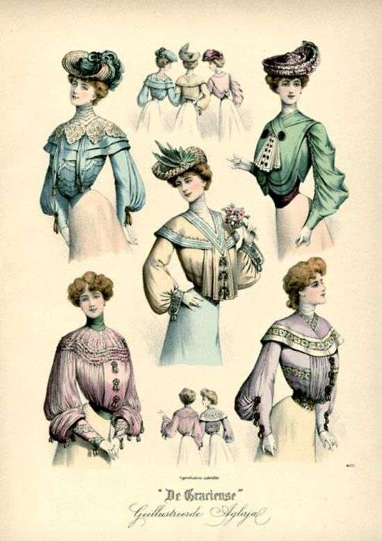 Як збільшували груди дами XIX століття (25 фото)
