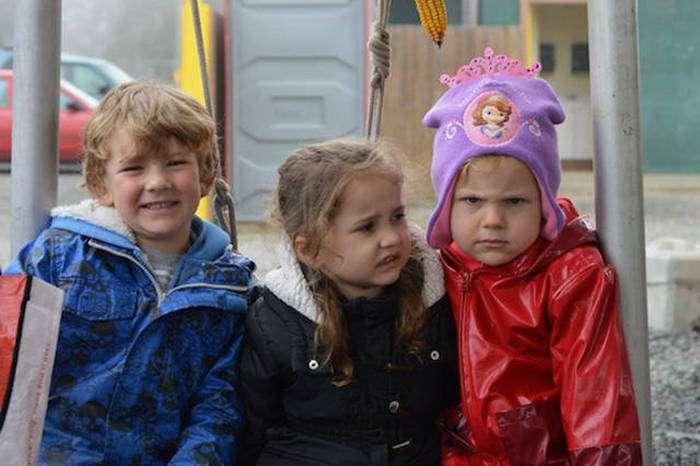 Прикольні фотографії дітей (32 фото)
