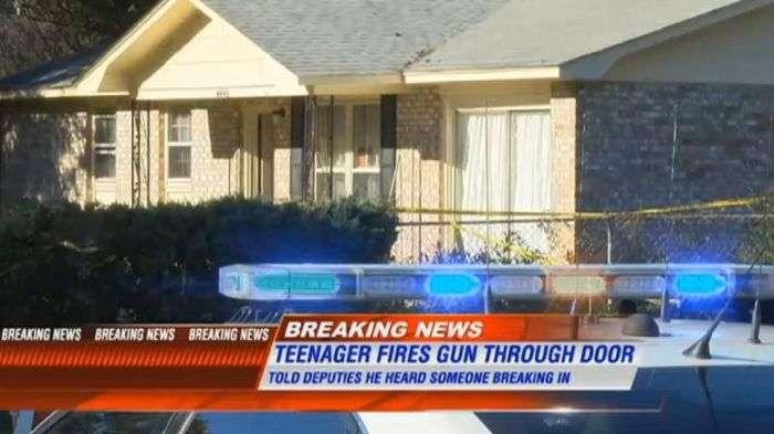 В США 13-річний підліток застрелив грабіжника з маминого пістолета (4 фото)