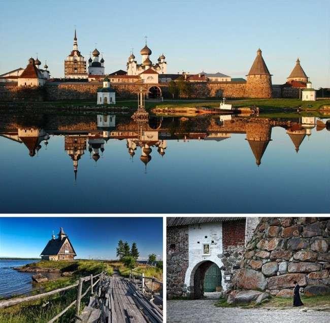 Найкрасивіші місця для пішого туризму в Росії (10 фото)