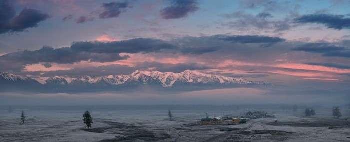 Незаймані людиною творіння природи в Росії (25 фото)