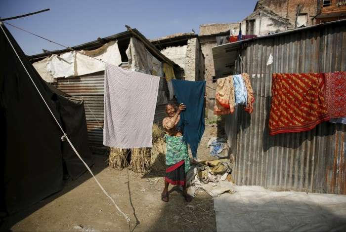 Нелегке життя громадян Непалу (19 фото)
