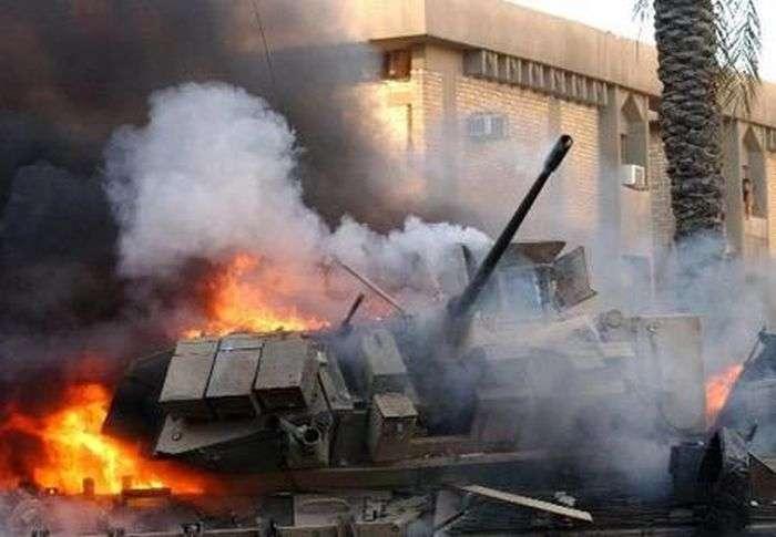 Розкрилися нові недоліки БМП М-2 Бредлі (9 фото)