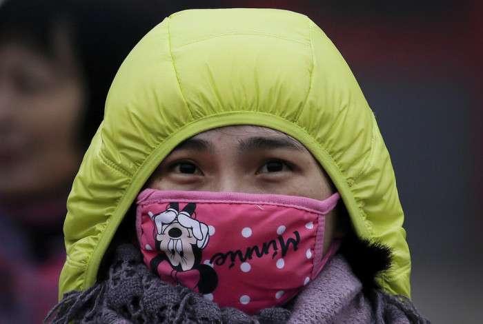 Модні марлеві повязки - новий тренд в Китаї (22 фото)