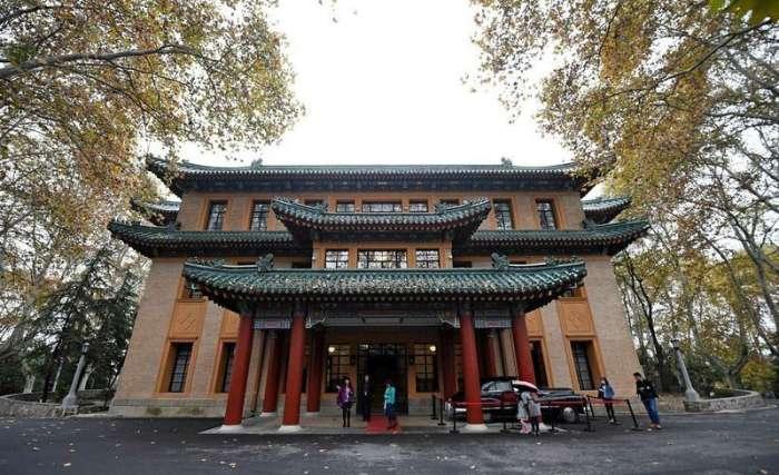 Мей-Лінг - китайський палац-смарагд (7 фото)