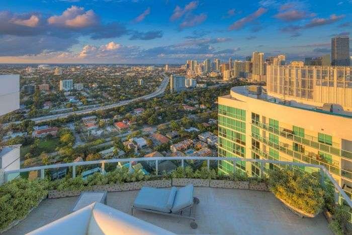 Розкішний пентхаус Pharrells Miami за 11 мільйонів доларів (16 фото)