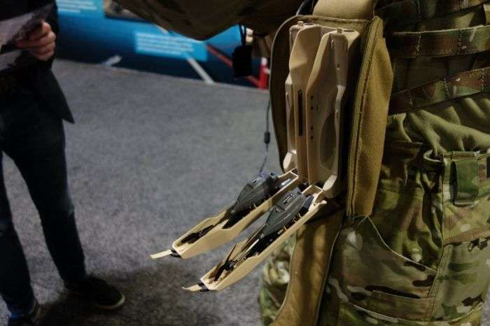 На озброєння американської армії надійде минидрон за 40 000 доларів (4 фото)