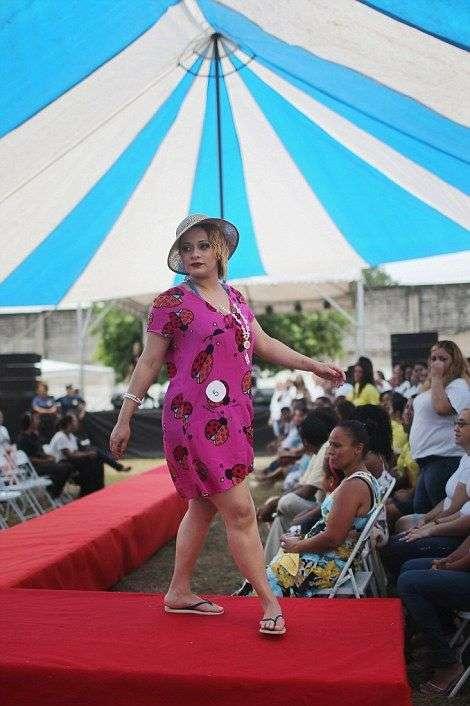 У бразильській жіночій вязниці суворого режиму «Талавера Брюс» пройшов конкурс краси Miss Criminal 2015 (15 фото)