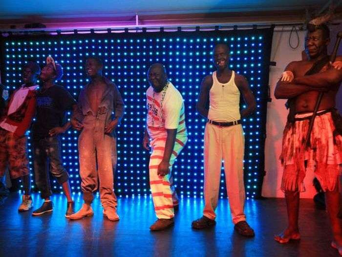 У Зімбабве на конкурсі Mr Ugly обрали найпотворнішого чоловіка (5 фото)