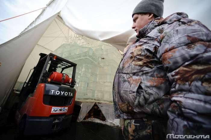 Наслідки аномально теплої погоди в Москві (20 фото)