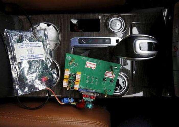 Китайці створили автомобіль, керований силою думки (4 фото)