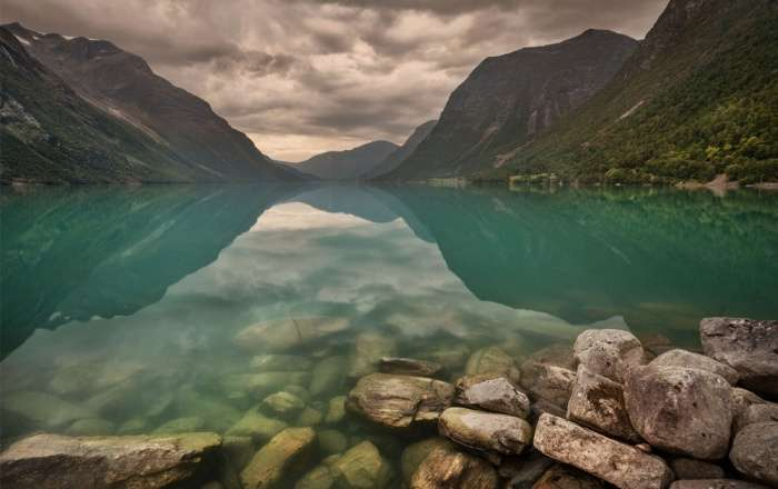 Прекрасна Норвегія (22 фото)