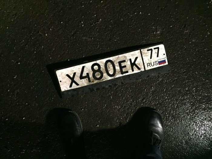 Ще один спосіб не платити за паркування (6 фото)