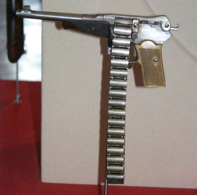 20 неймовірно крутих стволів для тих кому ніколи не вистачає патронів (20 фото)