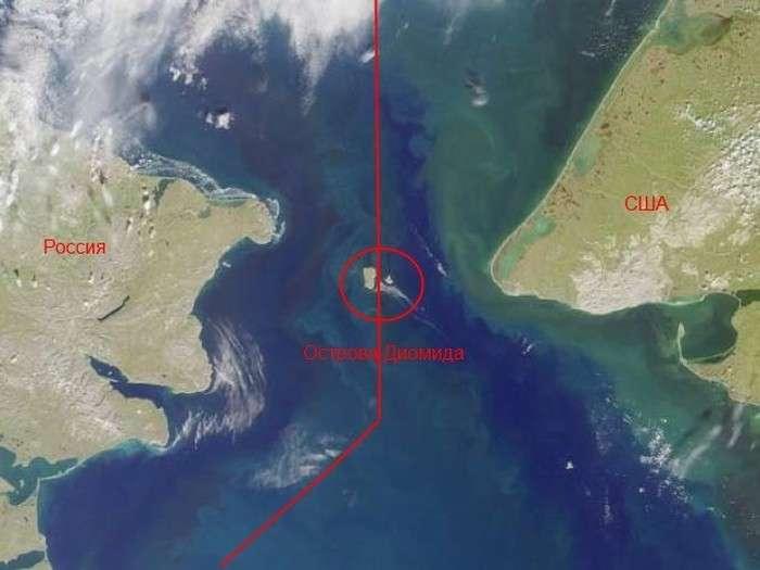 Острови, на яких можна «подорожувати в часі» (2 фото)