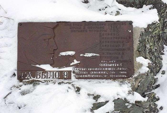 Таємниця загибелі групи Дятлова (4 фото + текст)
