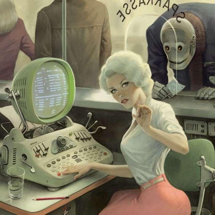 Pin-up (пін-ап) картинки по-російськи (43 рисунка)