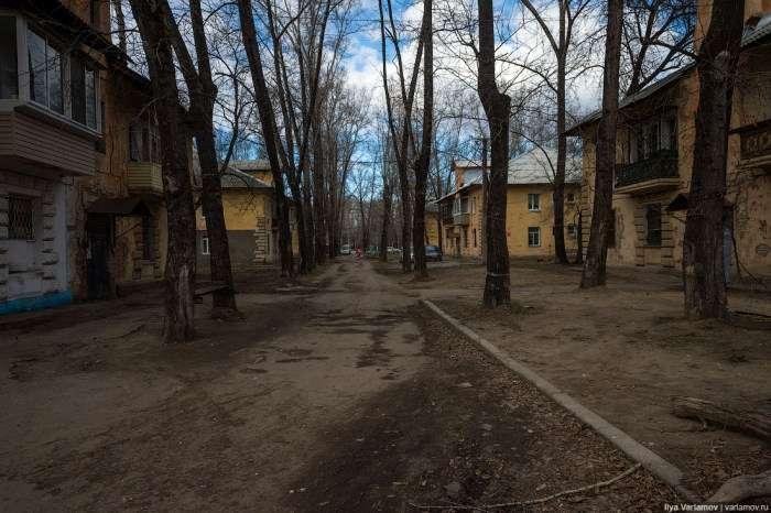 Найстрашніші райони Хабаровська (54 фото)