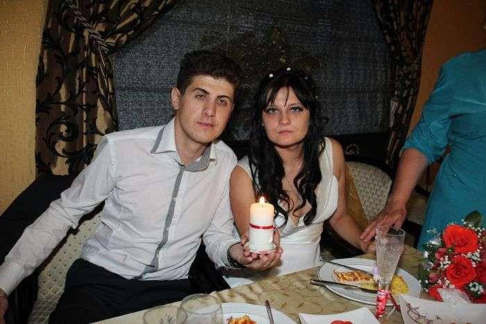Подружня пара з Стерлітамака поскаржилася в поліцію на фотографа, який зробив погані весільні фото (9 фото)