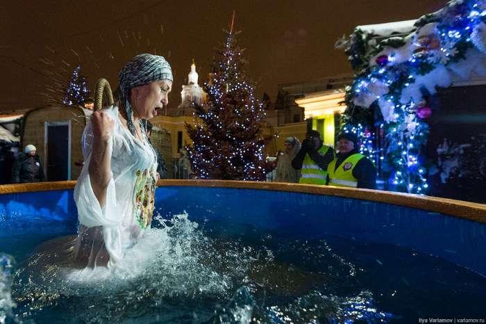 Водохресні купання 2016 (37 фото)
