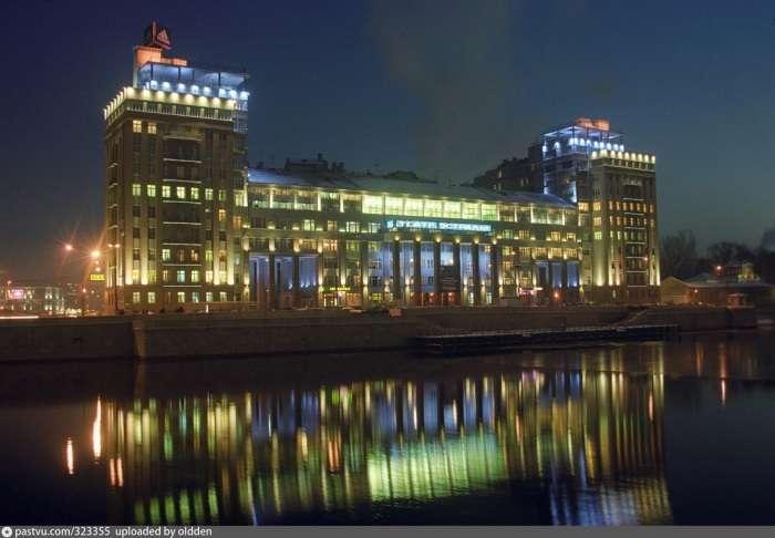 Москва 2000-го року (61 фото + 2 відео)